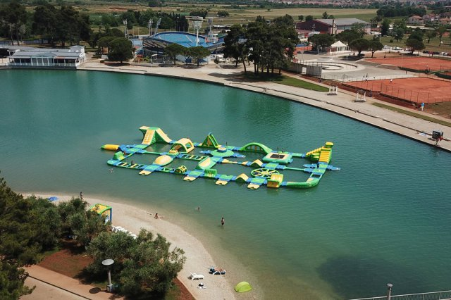 Wibit aquapark Umag